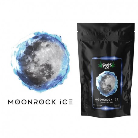 Growing Art MoonRock Ice Cannabis Light Legale 1 gr