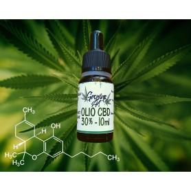 CBD Oil 30 di cannabis light canapa legale