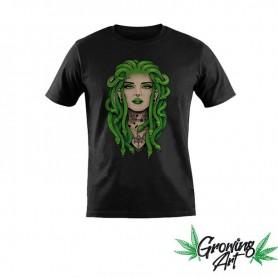 Tshirt Growing Art Medusa 420 culture cannabis gadgets